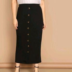 ✨ Bundle 3 for $30✨ Plus size pencil skirt